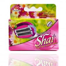 Сменные Кассеты DORCO SHAI SWEETIE 6 for Woman (4шт)