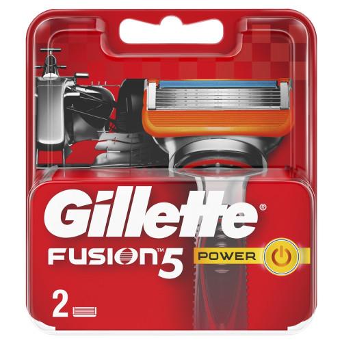 Gillette FUSION Power (2шт) orig