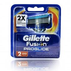 Gillette FUSION Proglide (2шт) RusPack orig