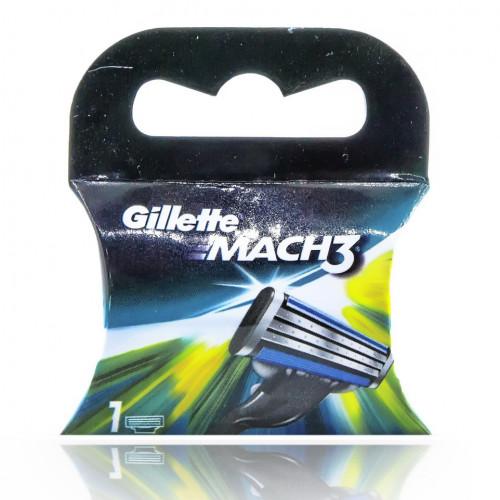 Gillette Mach3 (1шт) EvroPack orig