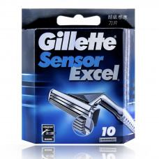 Gillette Sensor Excel (10шт) RusPack orig