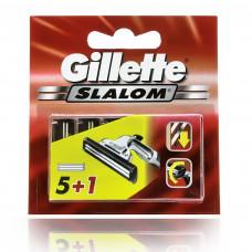 Gillette SLALOM (5шт) RusPack orig