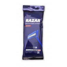 Одноразовые станки RAZAR 2 PLUS (3шт)