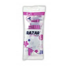 Одноразовые станки RAZAR 2 Woman (6шт)