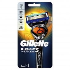 Gillette станок FUSION Proglide Flexball (Станок +  1 кассета)
