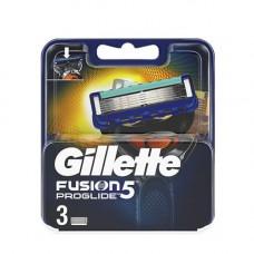 Gillette FUSION Proshield (3шт) EvroPack orig